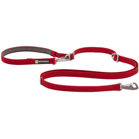Ruffwear Switchbak Leash, red sumac